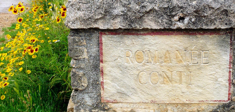 Romanee Conti stone